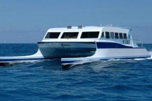 Saba Island by Boat
