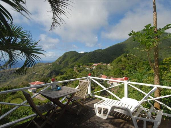 El Momo Saba - Best Cottages in Saba Island Netherlands Antilles