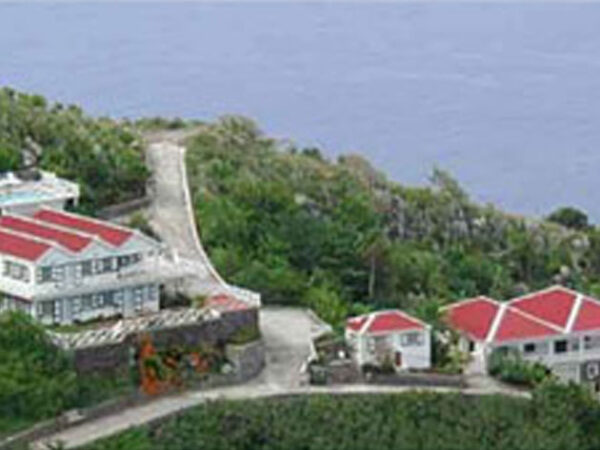 Best Hotels in Saba Island Netherland Antilles