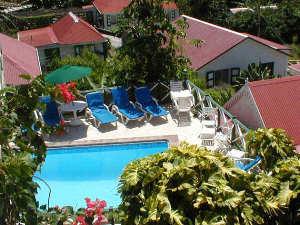 Best Hotels in Saba Island Windwardside Dutch Caribbean