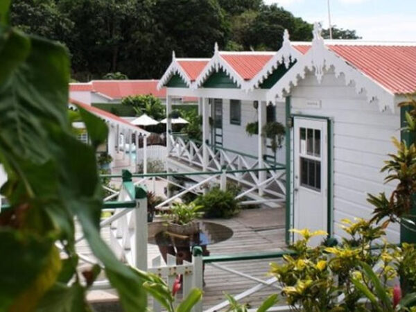 Best Hotels in Windwardside Island of Saba Netherland Antilles
