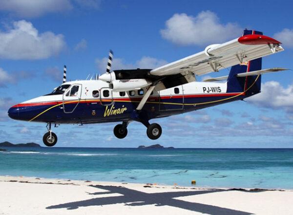 How to get to Saba Island