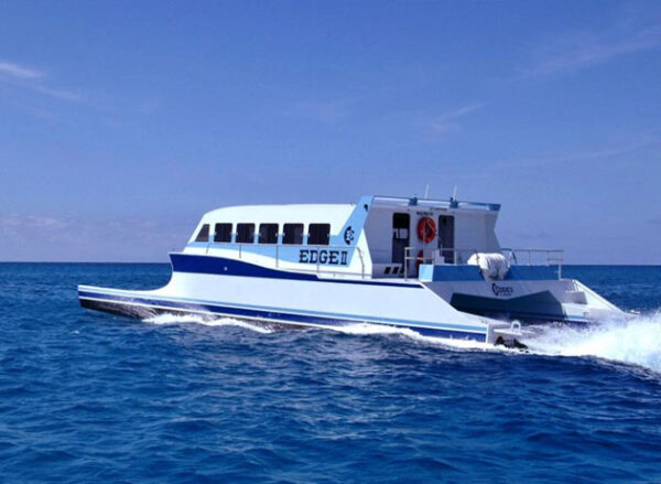 How to get to Saba Island in the Dutch Caribbean