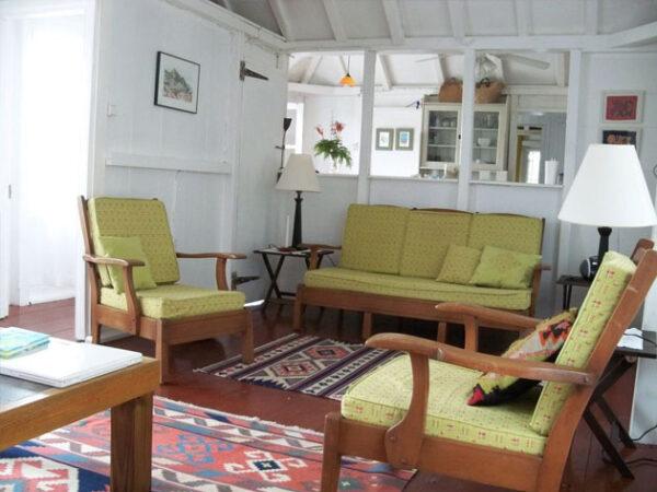 Island of Saba Althea Cottage Amenities
