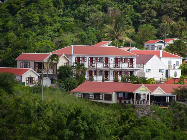Scouts Place Saba Island Accommodations