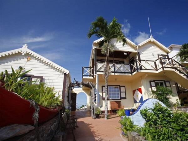 Scouts Place Saba