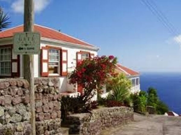 The Gate House Saba