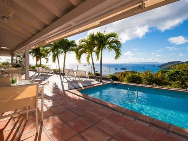 Villa Fairview Saba in Booby Hill, Windwardside Island of Saba