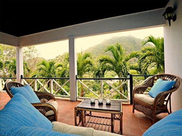Villa Vacation Rentals in Island of Saba