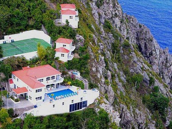 Dutch Caribbean Saba Resorts All Inclusive