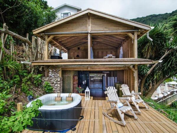 Hotels On Saba