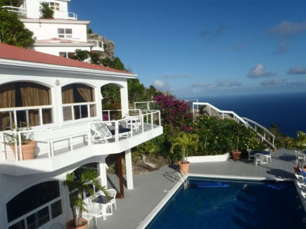Shearwater Resort Island of Saba