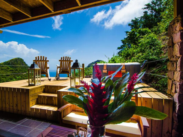 Where To Stay On Saba