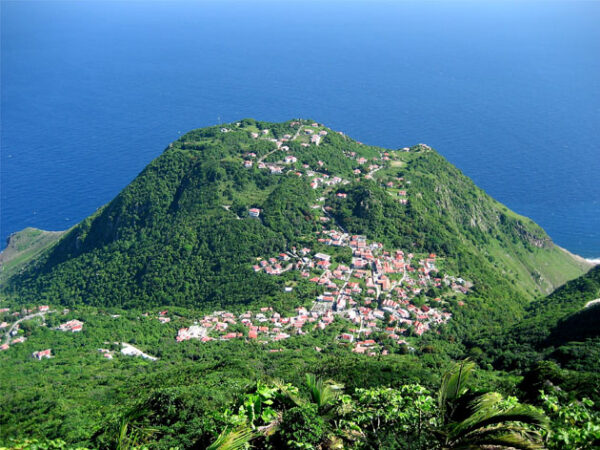 Windwardside Saba