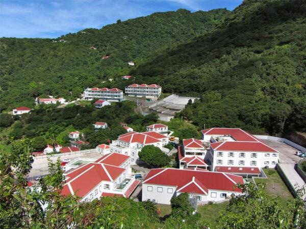 Saba University School of Medicine Netherlands Antilles